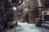 Abandoned factory — Stock Photo