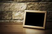 Old photo frame — Stock Photo