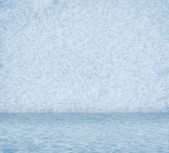 Frozen room — Stock Photo