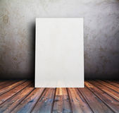 Background with placard — Stock Photo