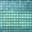 Old glass wall — Stock Photo