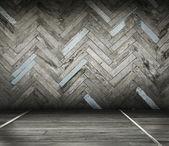 деревянный интерьер — Стоковое фото