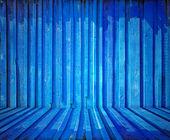 塗られた木製の壁 — ストック写真