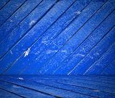 Habitación azul — Foto de Stock