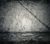 Boş gri Oda — Stok fotoğraf