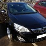 ������, ������: Opel Astra J black