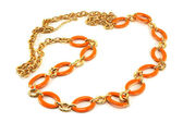 Women's necklace — Stock Photo