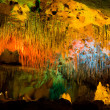 Cave at Florida Caverns State Park — Stock Photo