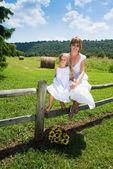 Mother and daughter — Zdjęcie stockowe