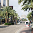 Central Business district of New Orleans — Stock Photo