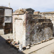 Saint Louis Cemetery in New Orleans, Voodoo Cult — Foto de stock #40084993