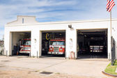 Fire stations in New Orleans city, Louisiana, USA — Stock Photo