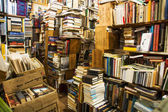 Old book store in New Orleans — Stock Photo