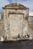 Saint Louis Cemetery in New Orleans, Voodoo Cult — Stock Photo
