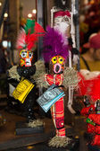 Souvenirs in shop in New Orleans — Stock Photo