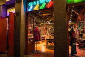 Obchod se suvenýry v new orleans — Stock fotografie
