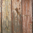 Stock Photo: Weathered wooden boards