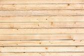 Stacks of pine boards — Stock Photo