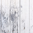 White wooden boards — Stock Photo