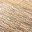Bamboo mat texture — Stock Photo #15176425