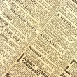 Old newspaper — Stock Photo #16667995