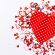 Heart background — Stock Photo #18010077