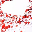 Stock Photo: Abstract Valentine background