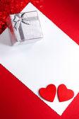 Cadeau de saint valentin — Photo