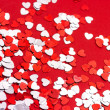 Royalty-Free Stock Photo: Heart background