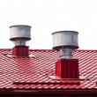 Ventilation system — Stock Photo