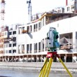 Total station — Stock Photo #22101433