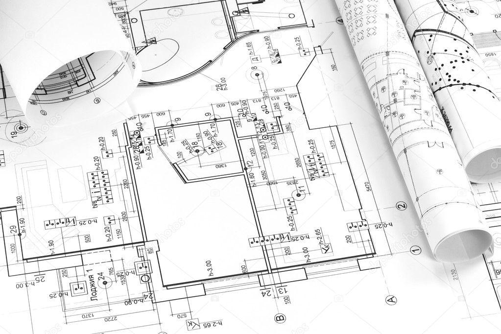 Blueprints background stock photo mrtwister 22404499 for How do i read blueprints