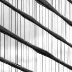 不完整的办公大楼 — 图库照片
