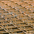 Stacked rebar grids — Stock Photo #22890694