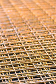 Rebar pattern — Stock Photo