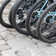Bicycle parking — Stock Photo #30296189