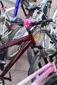 -cyklar — Stockfoto