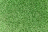 Artificial grass field top view — Stock Photo