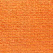 Orange fabric background — Stock Photo