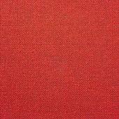 Rode stof staal monster — Stockfoto