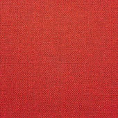 Red fabric swatch sample — Stock Photo