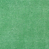 Green fabric texture pattern — Stock Photo