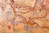 銅の板テクスチャ — ストック写真