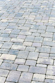 Random paving stones — Stock Photo