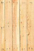 Wooden planks and nails — Stockfoto