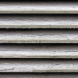 Weathered window shutters — Stock Photo