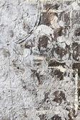Abstrait peint mur — Photo