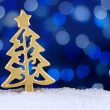 Christmas fir tree — Stock Photo #34650683