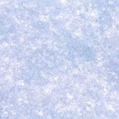 Snow texture closeup — Stock Photo