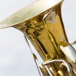Big bass tuba — Stock Photo #40476219